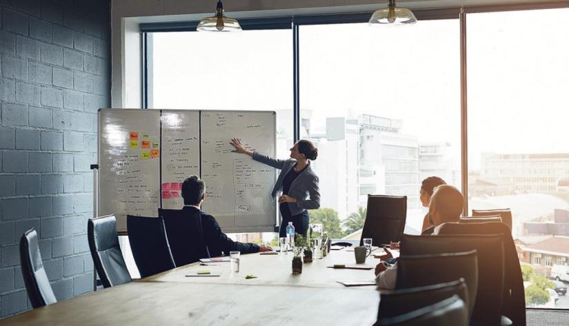 Qu empresa tiene el director de marketing m s innovador for Que tiene una oficina